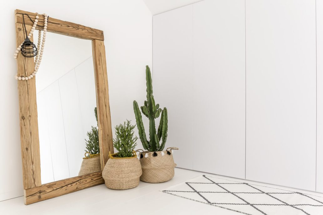 visuel retaper miroir 2 - Retaper un miroir chiné, les étapes à respecter