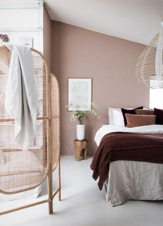 Un espace nuit aux couleurs naturelles et douces  - Comment aménager avec goût une grande chambre ?