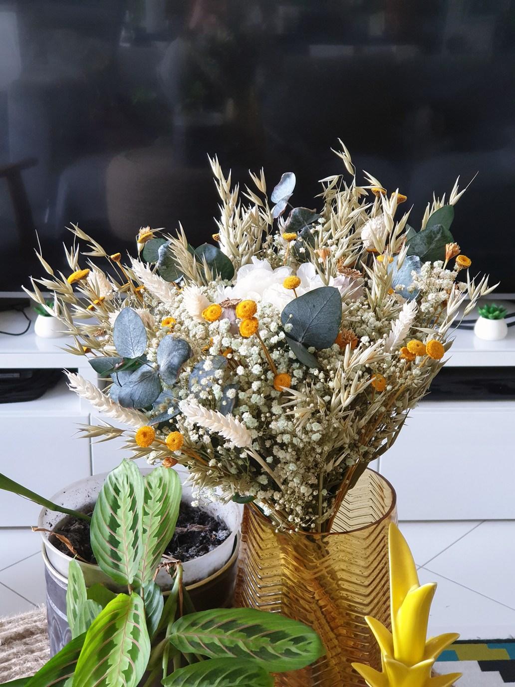 20201012 131456 - Laisser les fleurs séchées envahir la décoration