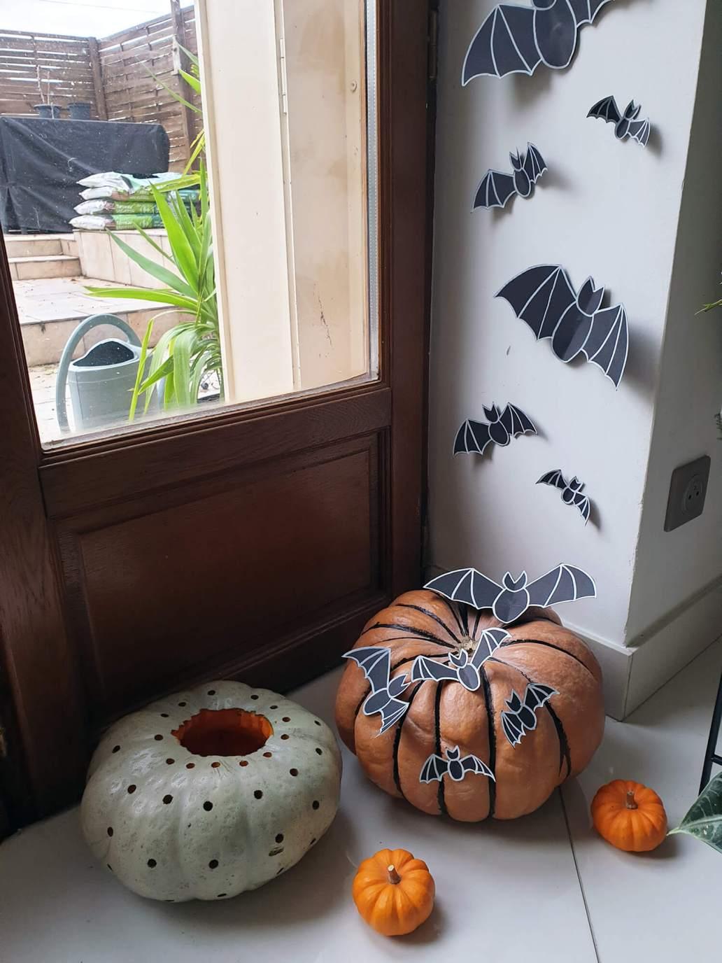 20201012 175608 - Comment décorer la citrouille d'Halloween avec originalité