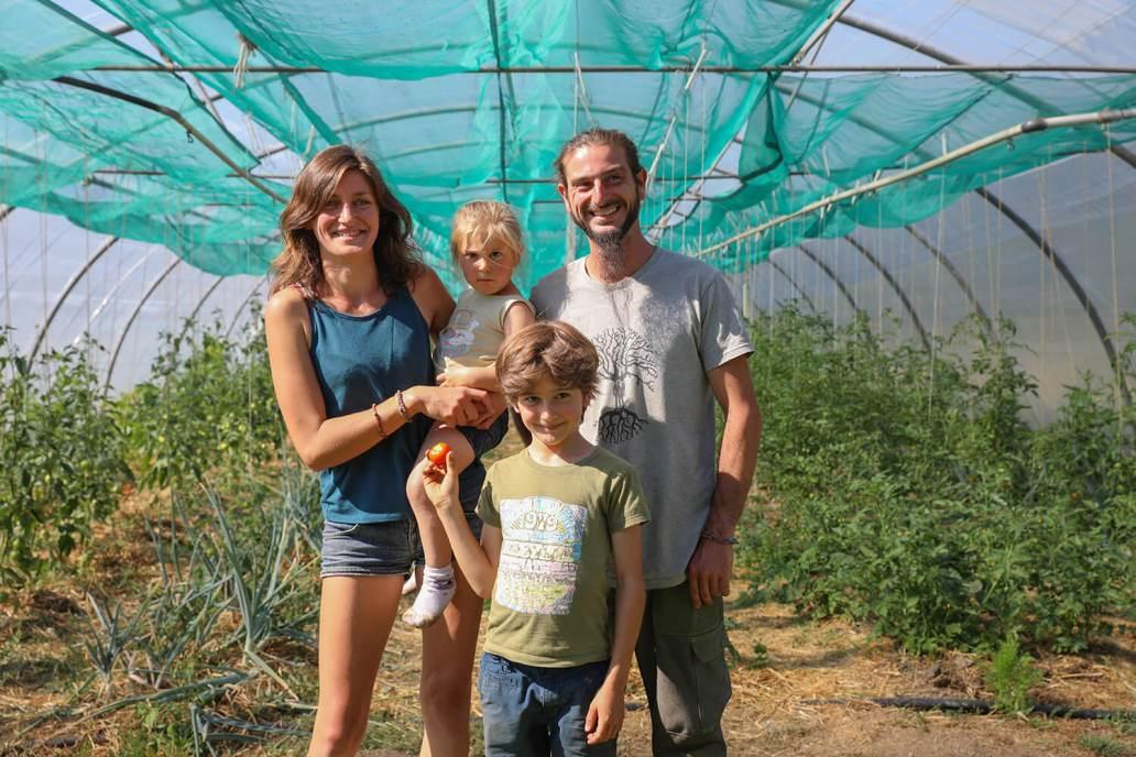 Jimmy Alex et les enfants - Potage et Nature : une ode à la permaculture au coeur de la Bretagne