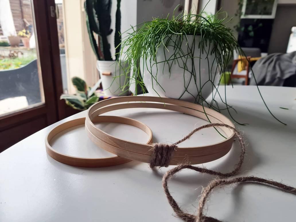 20201213 145924 - Fabriquer un support en bambou pour suspendre vos plantes