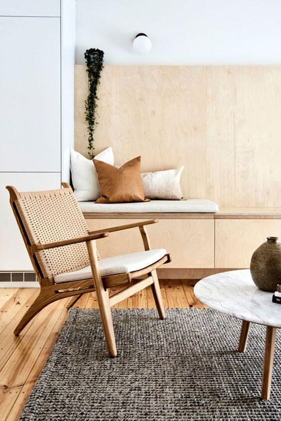 decoration nature bois ecoresponsable 2 - Tendances meubles et décoration 2021 : le grand décryptage