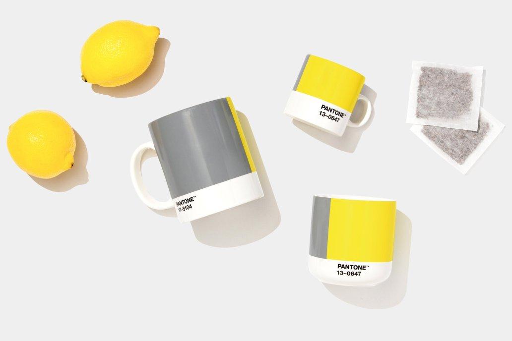 pantone 2021 gris jaune - Les couleurs de l'année 2021 annoncées par Pantone
