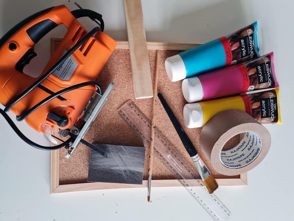 20210130 154708 - DIY : fabriquer un pegboard pour mieux s'organiser au bureau