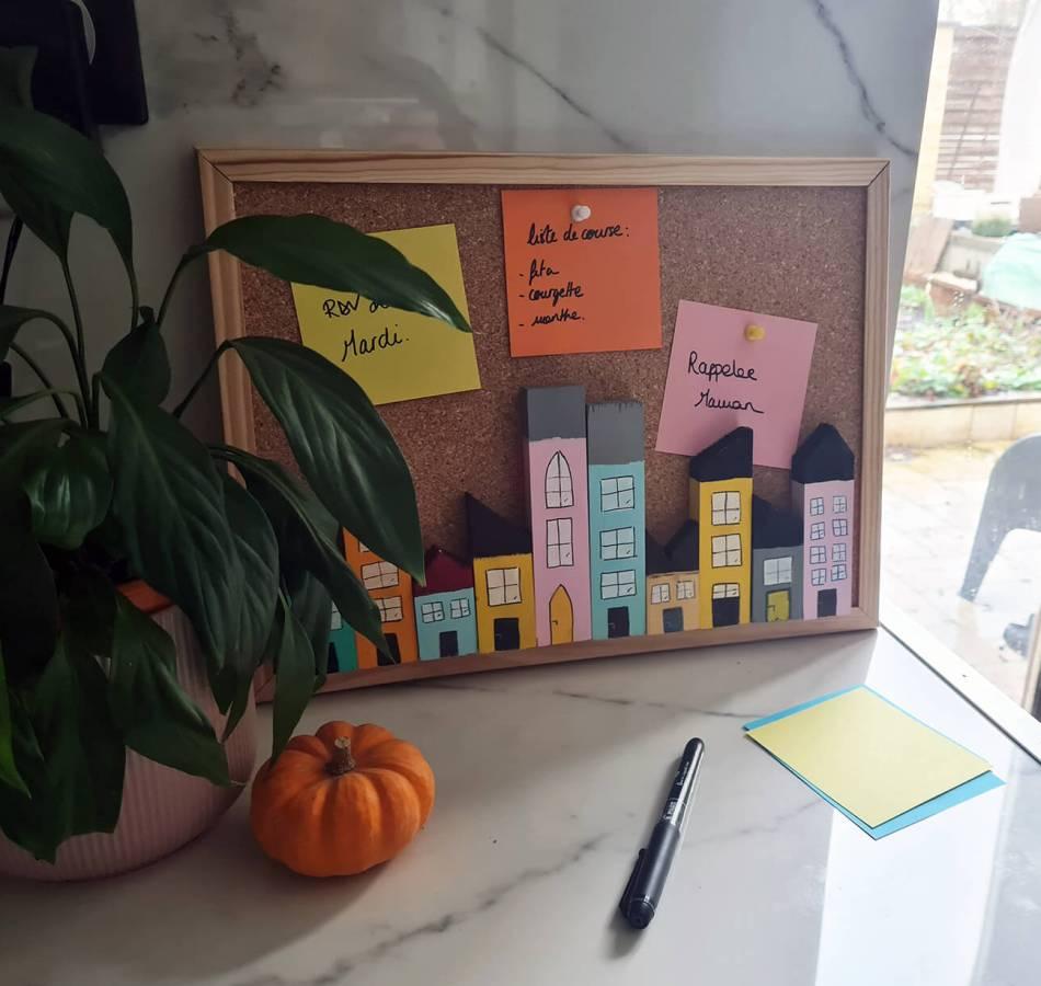 DIY : fabriquer un pegboard pour mieux s'organiser au bureau