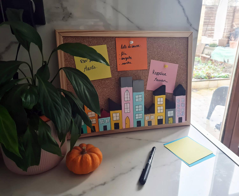 20210203 160455 - DIY : fabriquer un pegboard pour mieux s'organiser au bureau