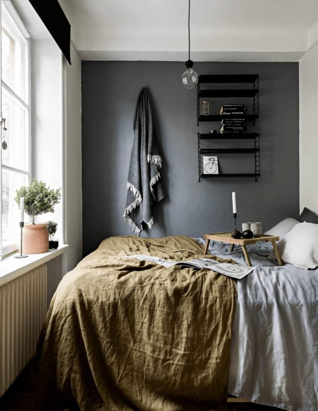 chambre a la decoration niksen - 15 philosophies décoratives qui vous veulent du bien !