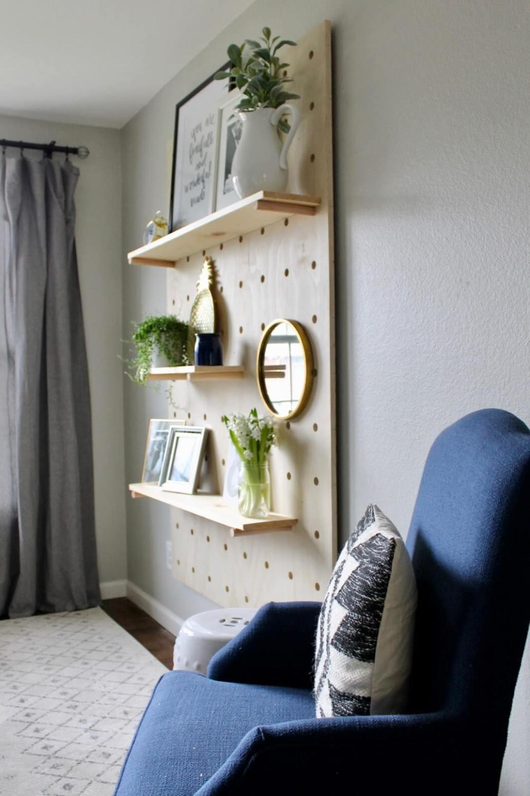 fullsizeoutput 1d8 - Inspiration déco : 16 façons d'embellir les murs du salon
