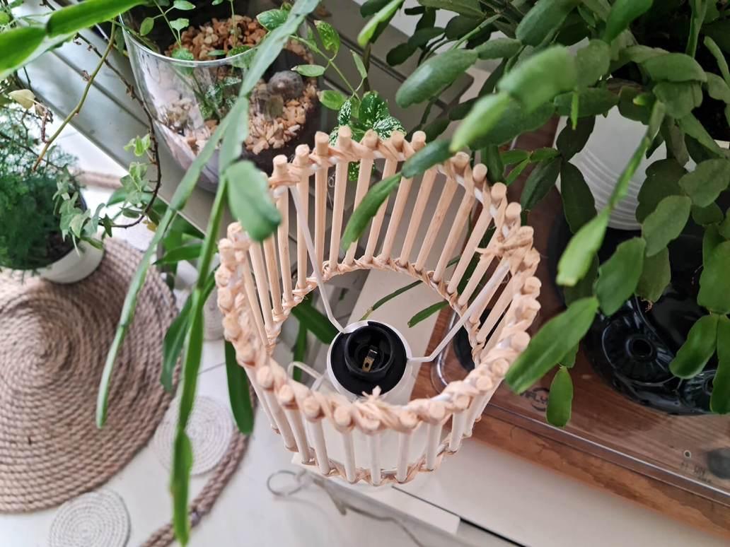 20210409 150925 - Fabriquer une lampe nature en bois pour diffuser une lumière douce