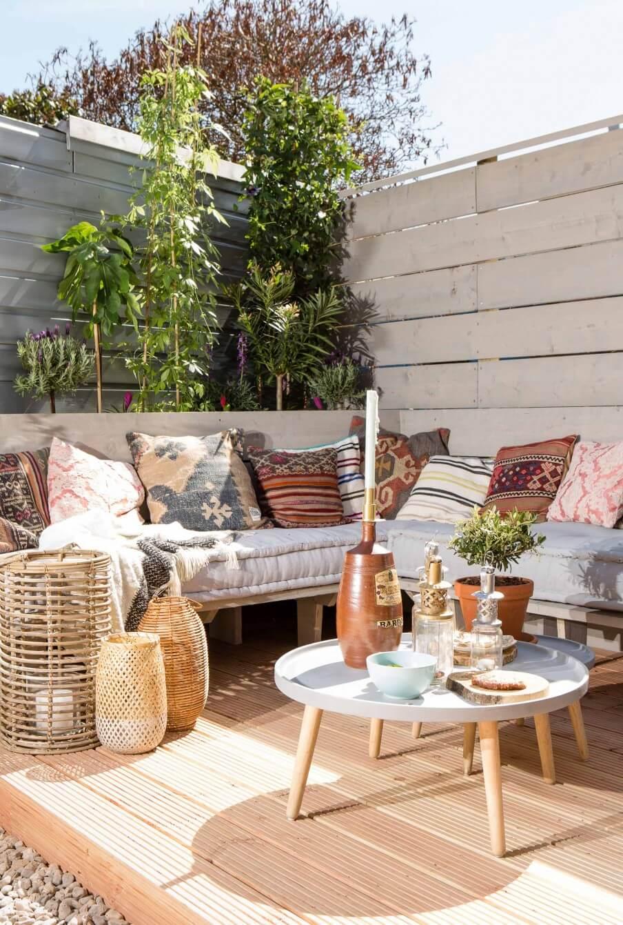 TE1 - Inspiration déco : comment décorer la terrasse avec succès ?