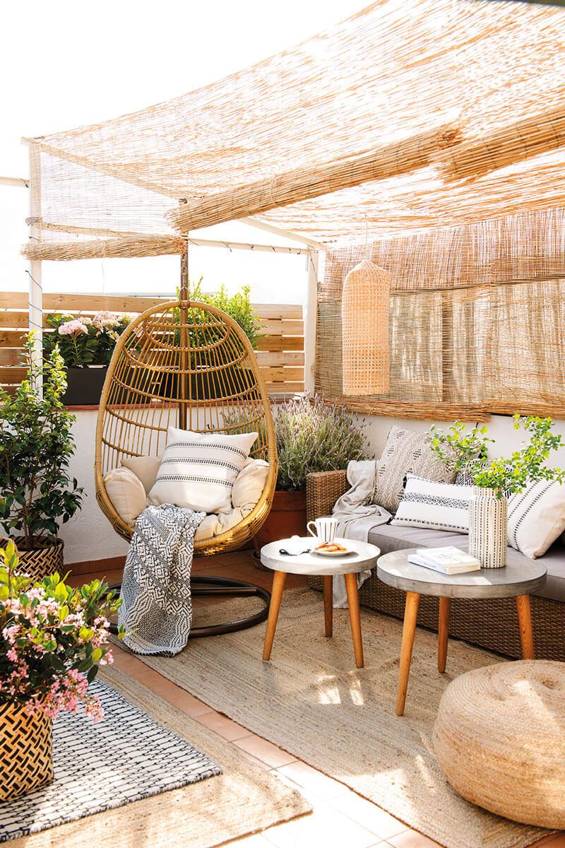 TE2 - Inspiration déco : comment décorer la terrasse avec succès ?