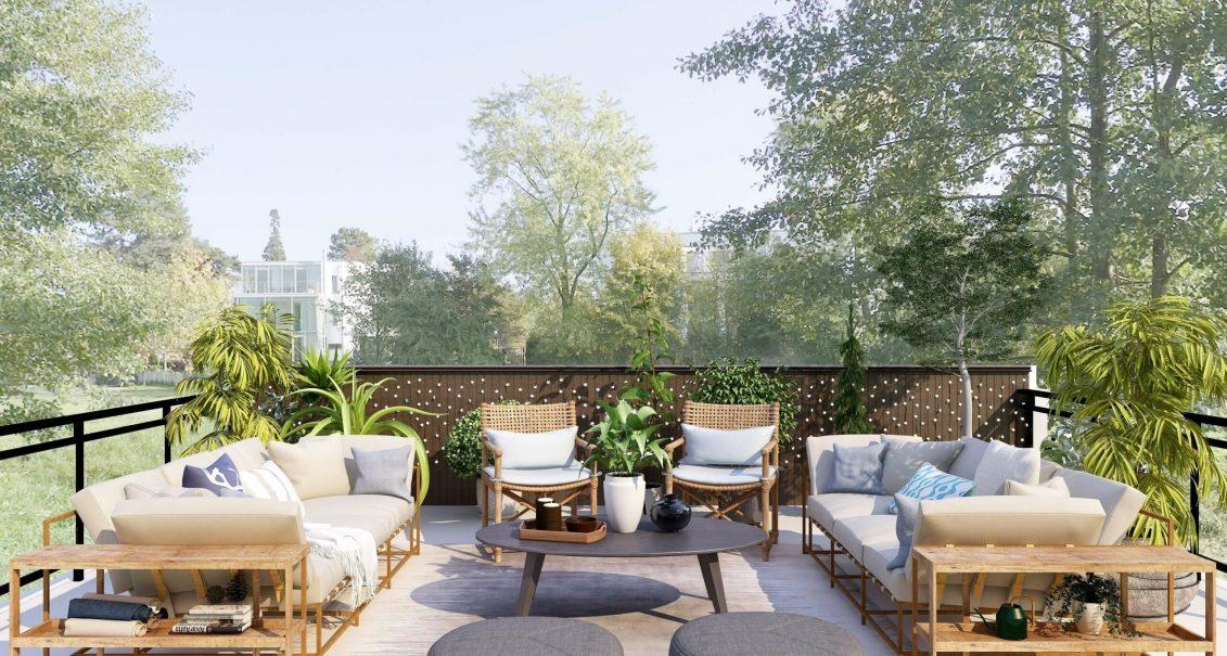 Inspiration déco : comment décorer la terrasse avec succès ?