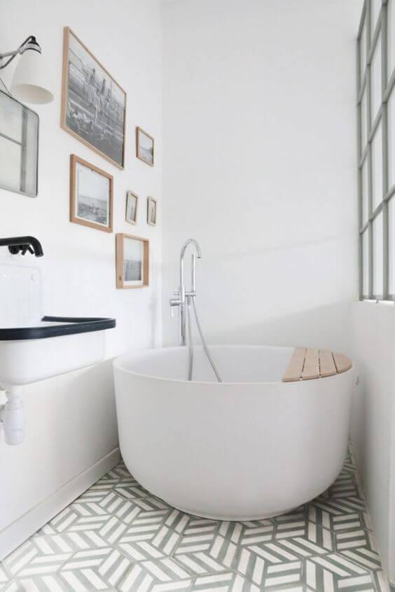 de020ba88809657d5986fe56f22ae8d8 - Inspiration : 10 idées déco pour la salle de bain à repiquer