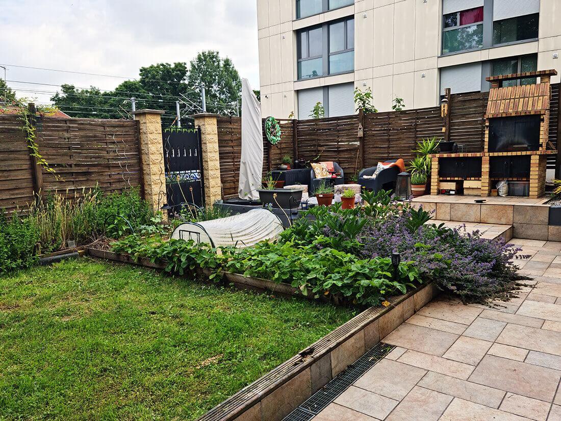 20210701 114816 2 2 - Garden tour : le résultat et la visite privée de mon jardin après relooking