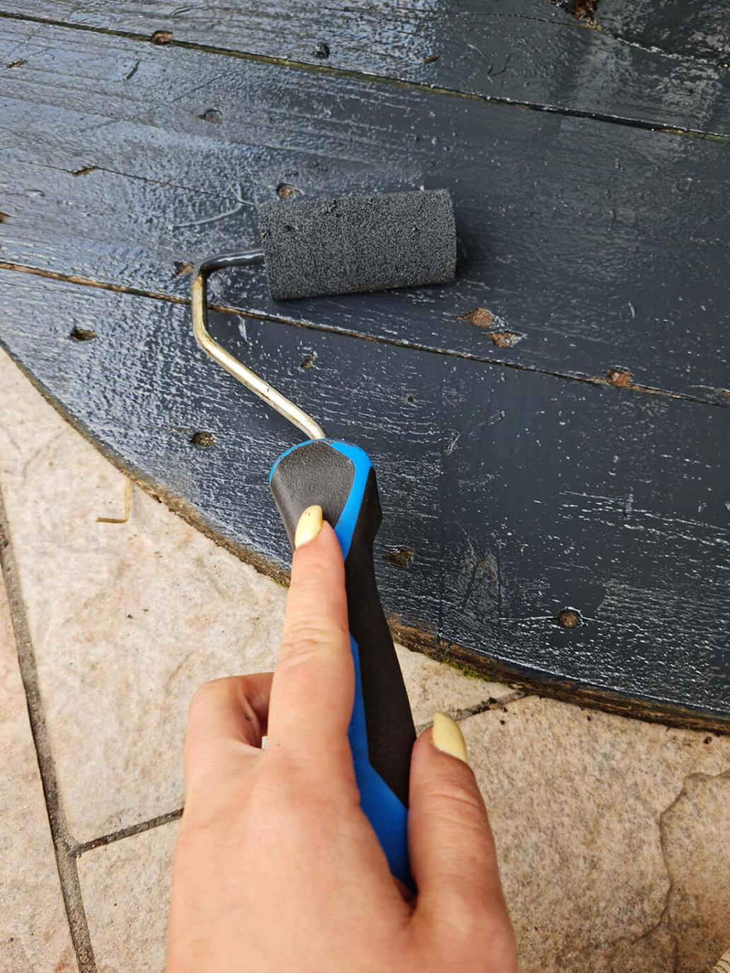20210826 184046 - DIY : transformation d'un touret avec de la peinture