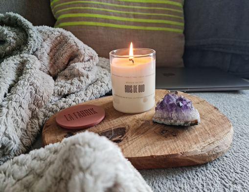Déco Hygge : utiliser la bougie pour créer une ambiance cosy