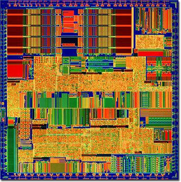 Die d'un CPU