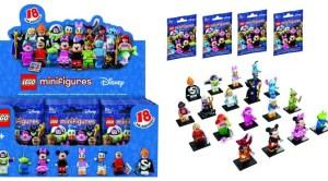 Lego Minifig Disney