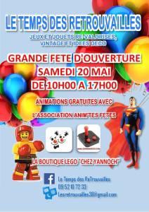 Animation LEGO® et Duplo® @ Zone commerciale Grange Neuve de Diemoz