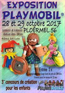 Exposition PLAYMOBIL® PLOËRMEL @ Salle des Fêtes - Ploërmel