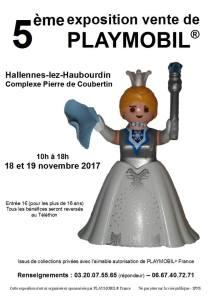 5ème Exposition vente de Lego Playmobil @ Complexe Pierre de Coubertin - Hallennes-lez-Haubourdin
