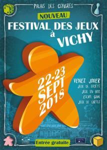 Festival des jeux @ Palais des Congrès de Vichy