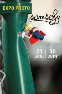 """Exposition """"Le petit monde de Samsofy"""" @ Palais Idéal du Facteur Cheval - Hauterives"""