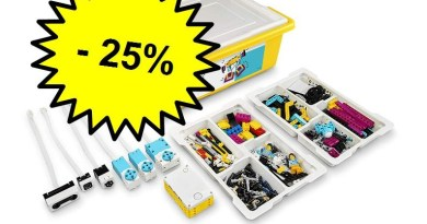 Les Bons Plans LEGO: Education Spike 45678