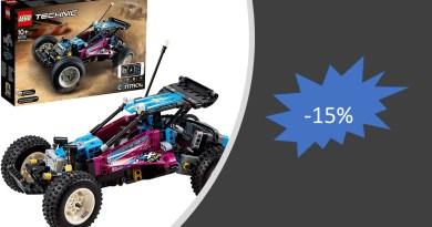 Les Bons Plans LEGO: Technic 42124 Buggy tout-terrain