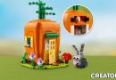Les Bons Plans LEGO: L'ensemble La maison carotte du lapin de Pâques OFFERT
