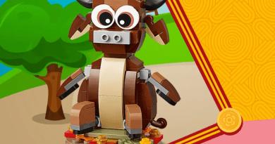 Les Bons Plans LEGO: L'ensemble L'année du buffle OFFERT