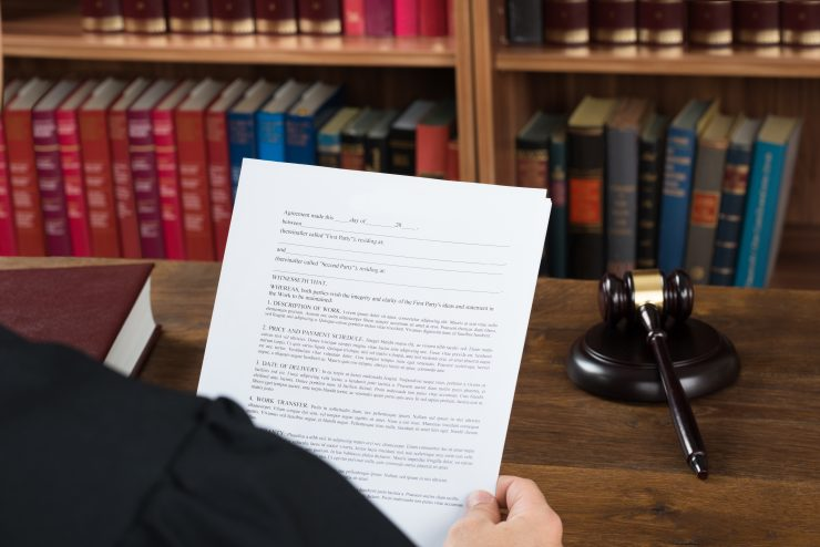 Can My Lawyer File A Motion To Dismiss My Criminal Case?