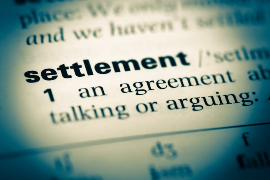 GET PAID:  How to enforce a settlement