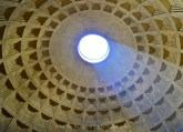 The Pantheon Dome Interior