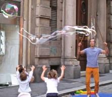 Bologna Street Performer