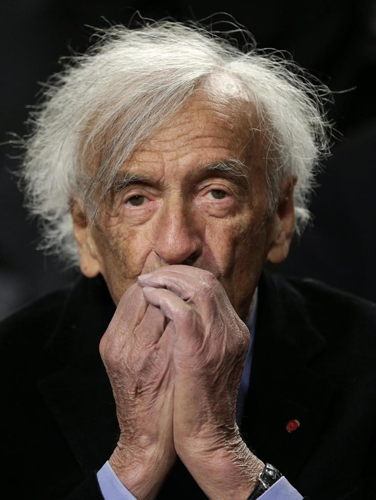 In Memoriam Elie Wiesel Center For Holocaust And Genocide Stu S