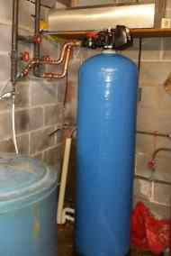 Water Softener at Leisure Park