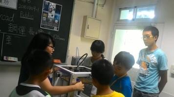 3D列印航太營-台中科技大學