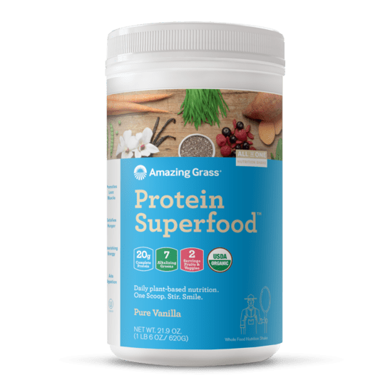 Amazing Grass Protein Superfood Vanilla