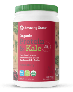 Amazing Grass Protein & Kale Berry