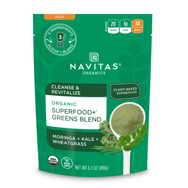 Navitas Superfood+ Greens Blend