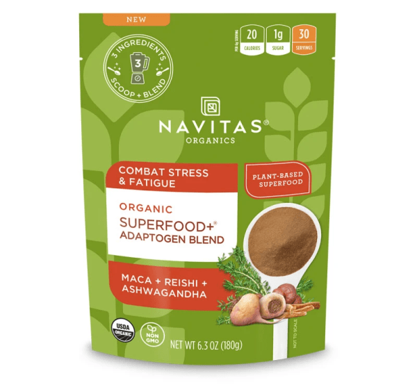 Navitas Superfood+ Adaptogen Blend