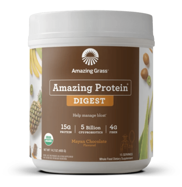 Amazing Protein Digest vị Mayan Chocolate