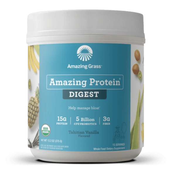 Amazing Protein Digest vị Tahitian Vanilla