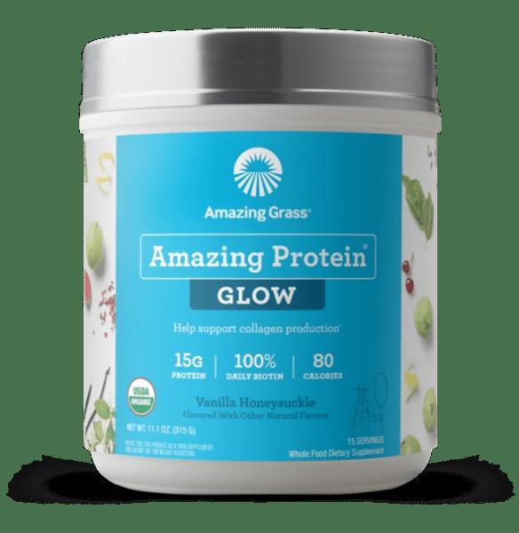 Amazing Protein Glow vị Vanilla Honeysuckle