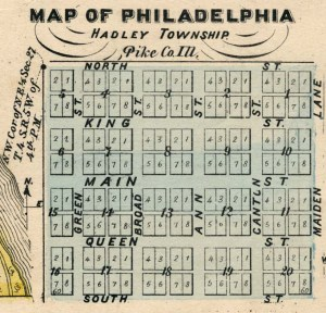 map of new phil
