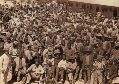 """Sixteen Tons"": A U.S. and South African Mineworkers' Archive"
