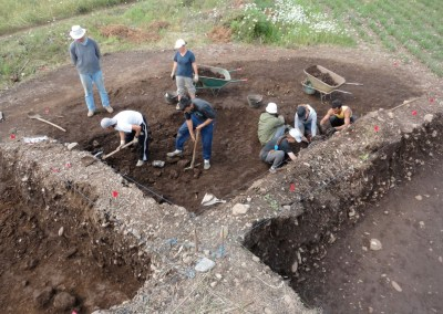 Tumulus Mapping Project