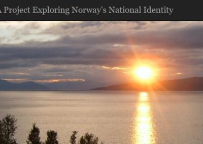 Camping, Landlig, Mjølner, Saklig: A Project Exploring Norway's National Identity